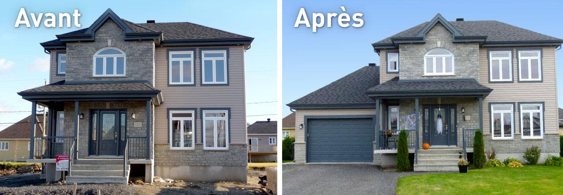 Transformation immobilière